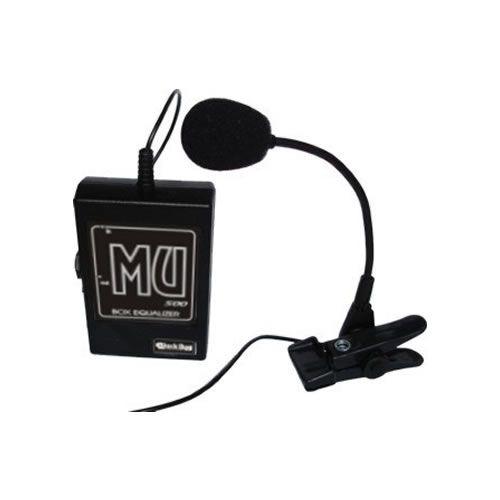Microfone Black Bug Mu500 Captador Instrumentos De Sopro  - Luggi Instrumentos Musicais