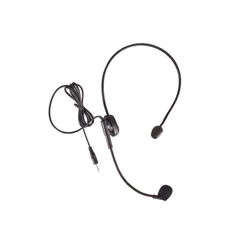 Microfone Tsi Hs-215C Auricular  - Luggi Instrumentos Musicais