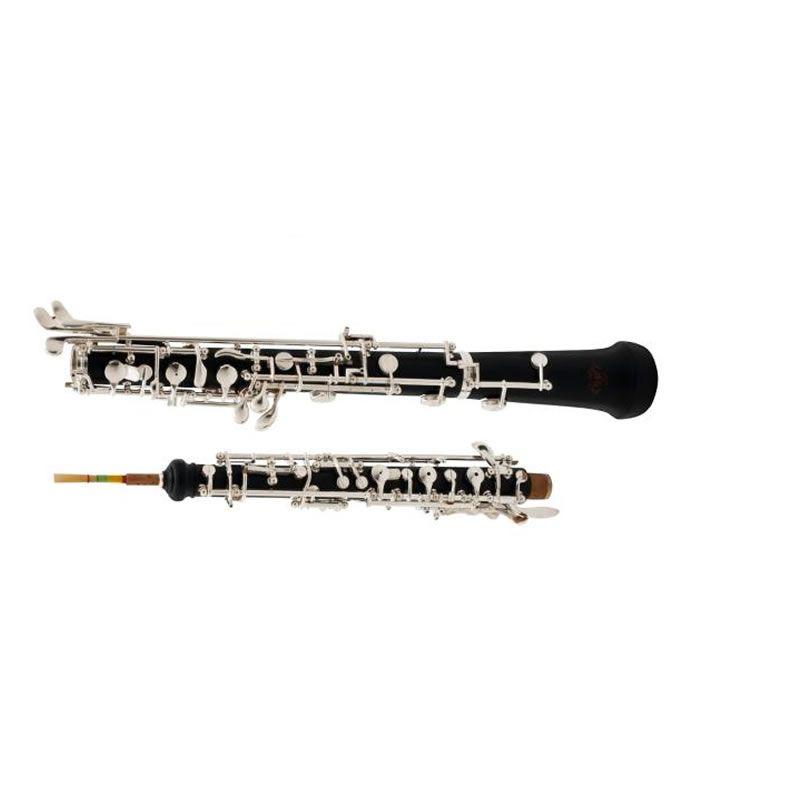 Oboé Quasar Cl204 Madeira Grenadilha  - Luggi Instrumentos Musicais