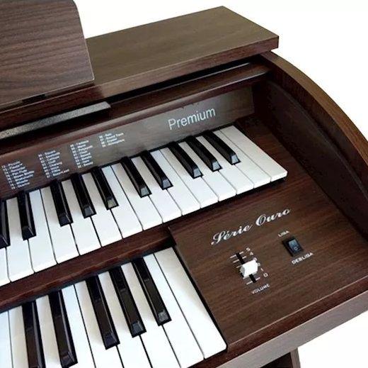 Órgão Acordes Premium  - Luggi Instrumentos Musicais