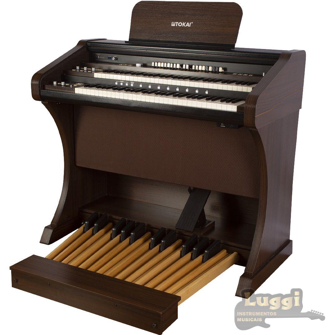 Órgão Eletrônico Tokai T1 Concert  - Luggi Instrumentos Musicais