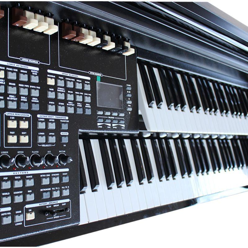 Órgão Tokai Md750 Preto  - Luggi Instrumentos Musicais