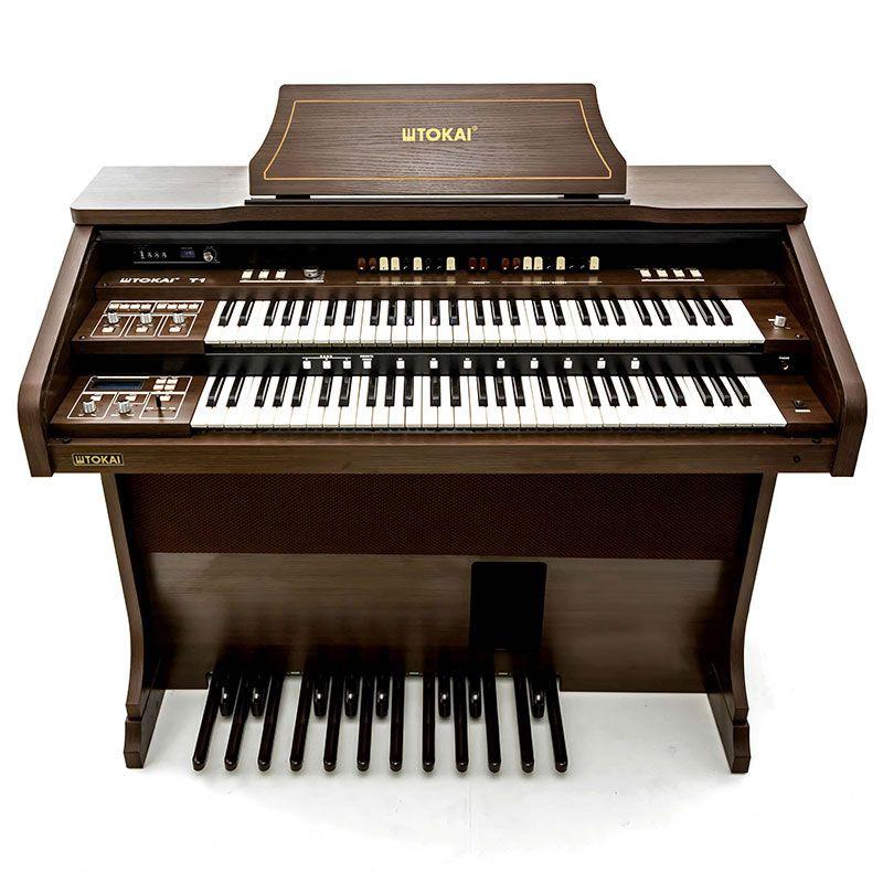 Órgão Tokai T1 Litúrgico  - Luggi Instrumentos Musicais
