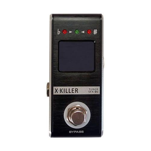 Pedal X-Killer Santo Ângelo Afinador Sfx06  - Luggi Instrumentos Musicais