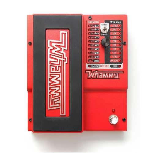 Pedaleira Whammy V01  - Luggi Instrumentos Musicais