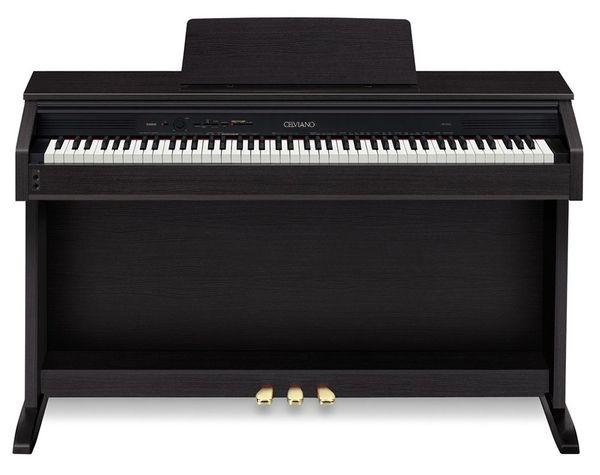 Piano Casio Celviano Ap270 Digital Preto  - Luggi Instrumentos Musicais