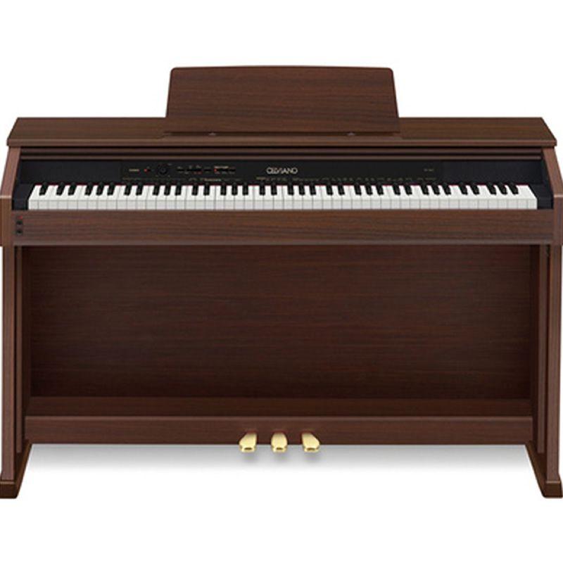 Piano Casio Celviano Ap460 Marrom  - Luggi Instrumentos Musicais