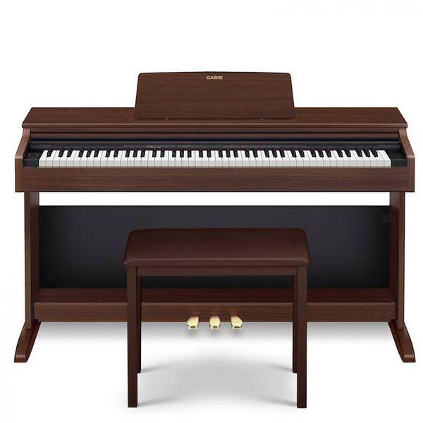 Piano Casio Celviano Ap270 Digital Marrom  - Luggi Instrumentos Musicais