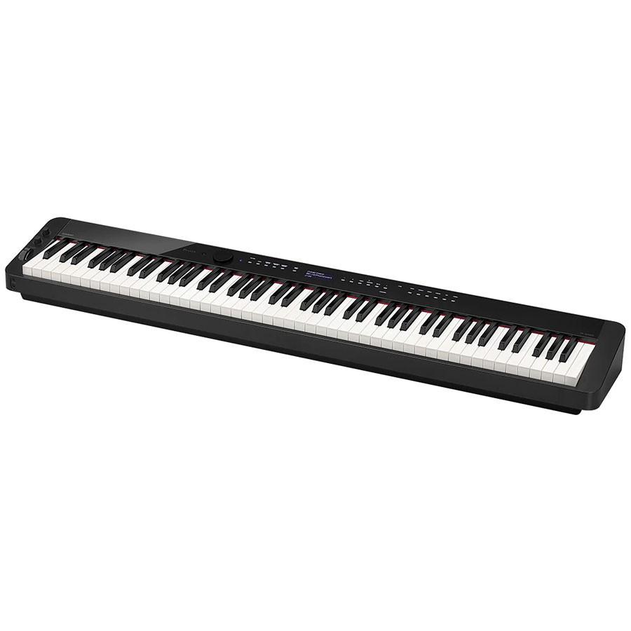 Piano Casio Privia Px-S3000 Preto  - Luggi Instrumentos Musicais