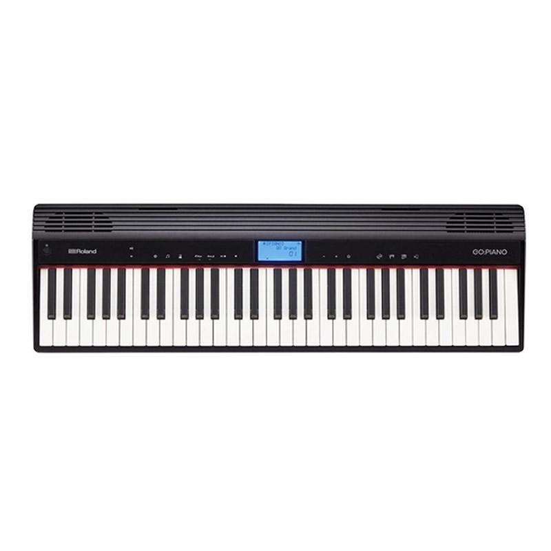 PIANO ROLAND GO-61P  - Luggi Instrumentos Musicais