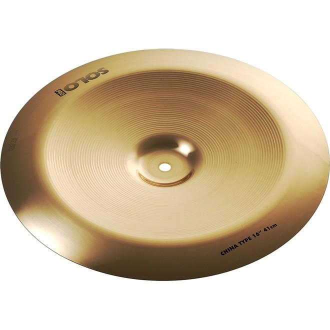 """Prato China Type 16"""" Orion Solo Pro  - Luggi Instrumentos Musicais"""