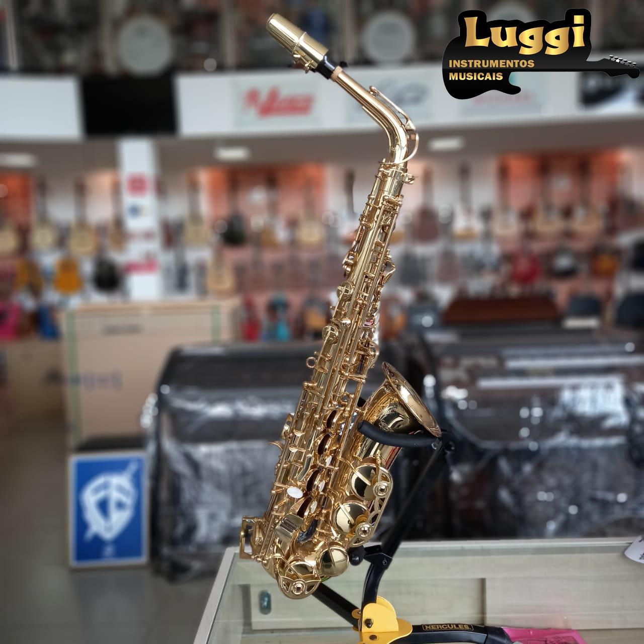 Sax Alto CONN Cas280 USA  - Luggi Instrumentos Musicais