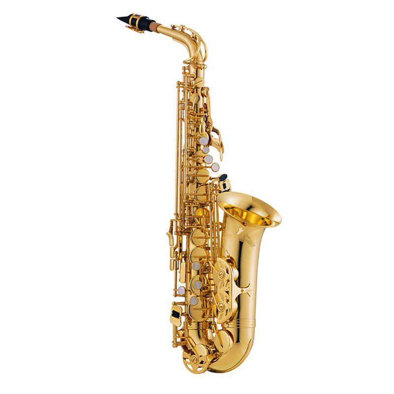 Sax Alto Júpiter Jas500  - Luggi Instrumentos Musicais