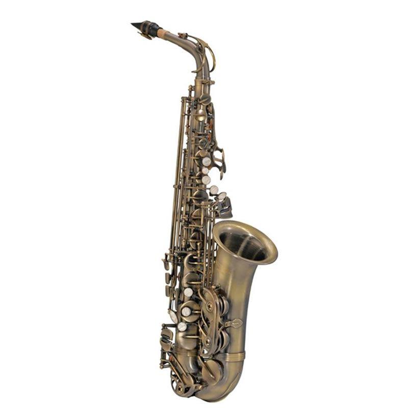 Sax Alto Michael Wasm46 Escovado  - Luggi Instrumentos Musicais