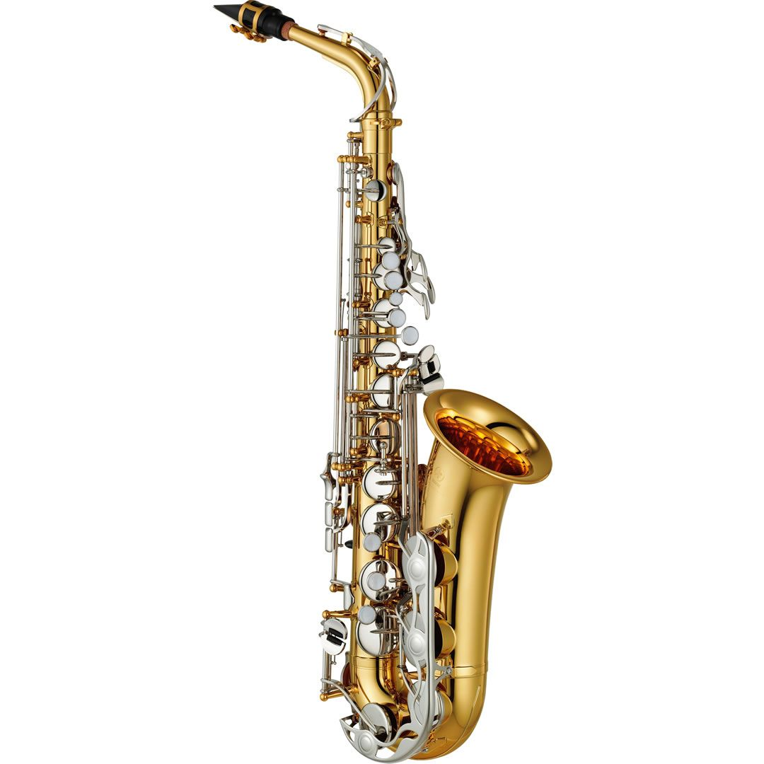 Sax Alto Yamaha YAS-26  - Luggi Instrumentos Musicais