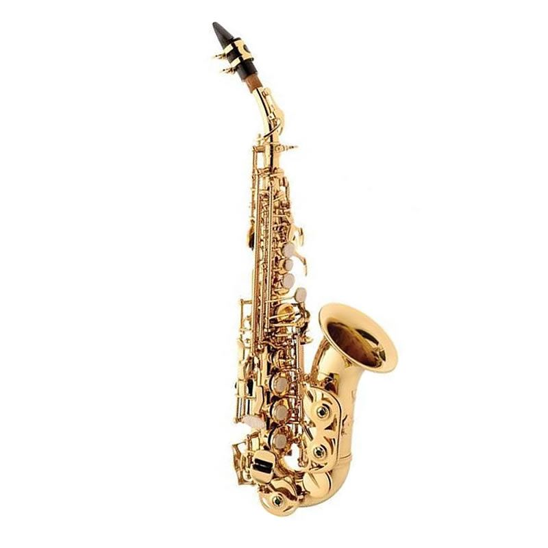 Sax Sopranino Eagle Sp508 Laqueado  - Luggi Instrumentos Musicais