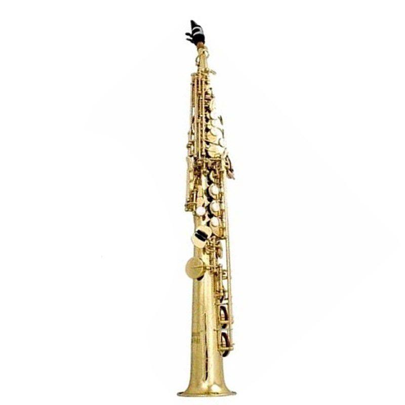Sax Soprano Selmer Ss600 Laqueado Transparente  - Luggi Instrumentos Musicais