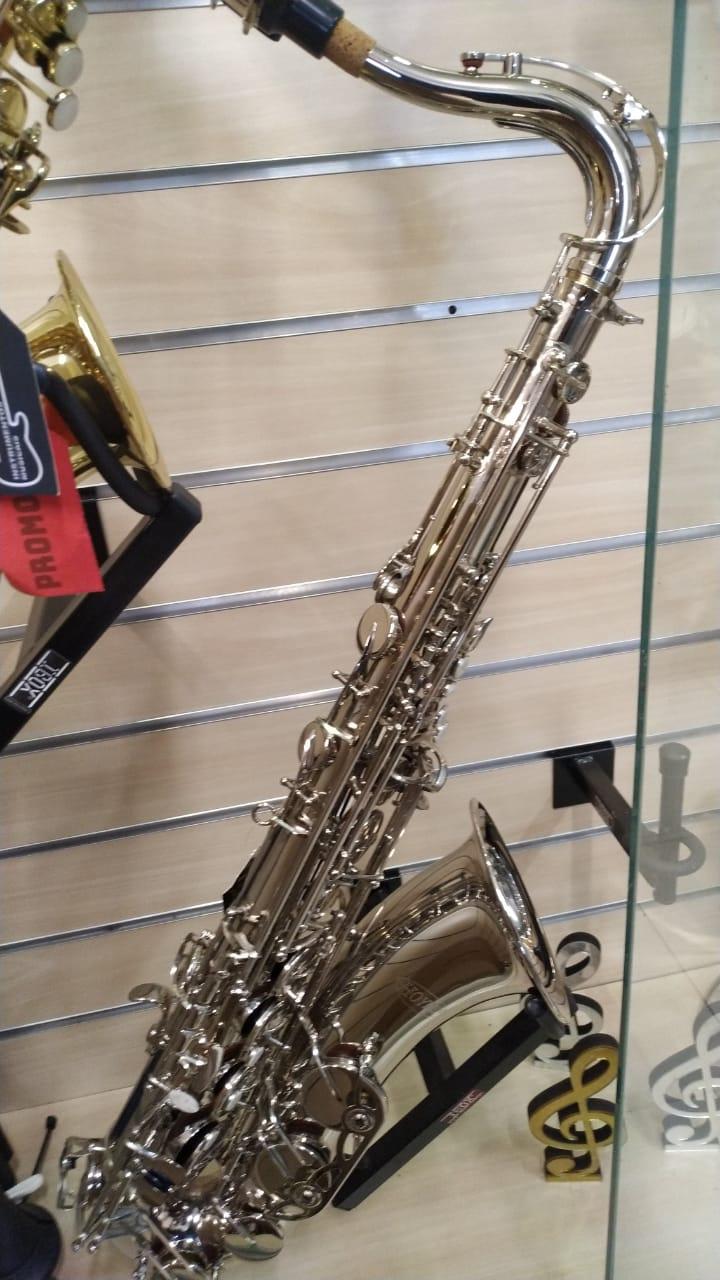 Sax Tenor Hoyden Hts25N  Bb  - Luggi Instrumentos Musicais