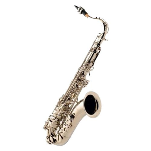 Sax Tenor Hoyden Hts25N Niquelado Bb  - Luggi Instrumentos Musicais