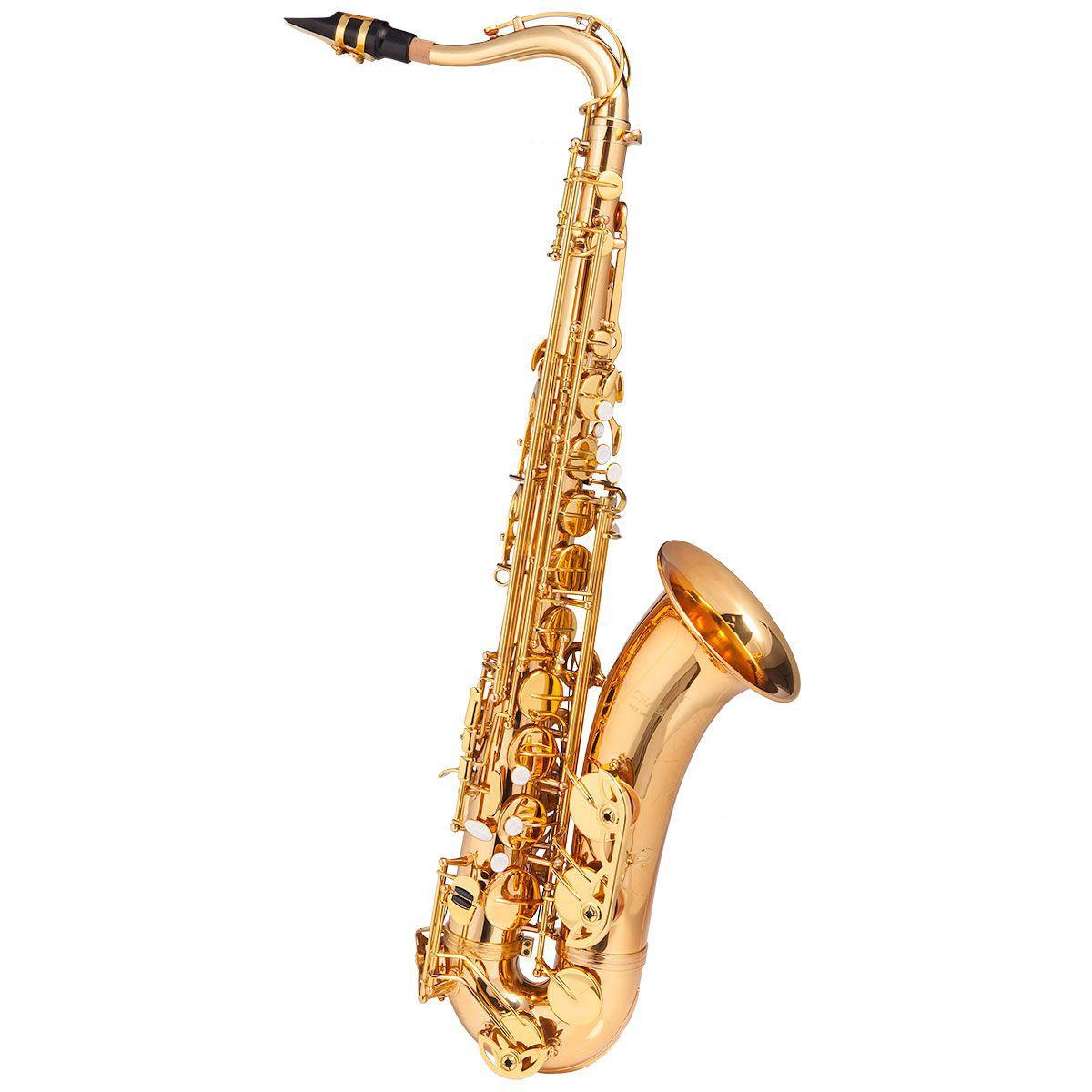 Sax Tenor Michael Wtsm48 Dourado  - Luggi Instrumentos Musicais
