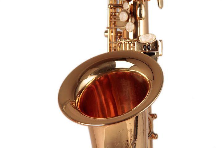 Sax Tenor Schieffer Laqueado Schts001  - Luggi Instrumentos Musicais