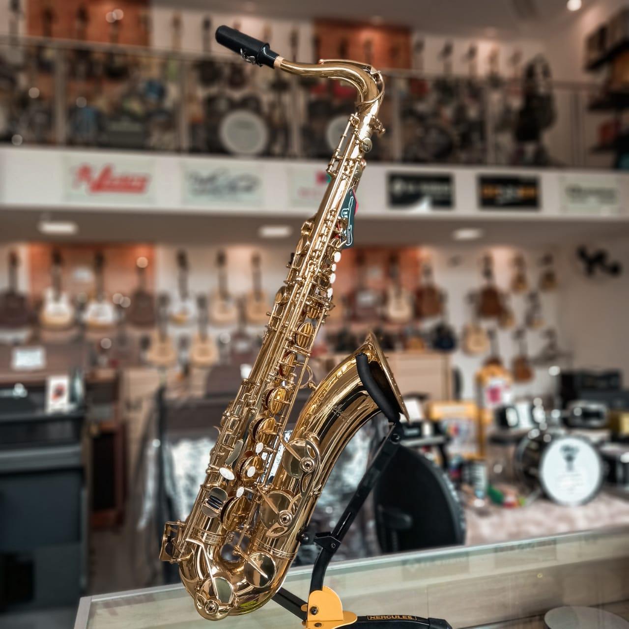 Sax Tenor Selmer Ts600L Laqueado  - Luggi Instrumentos Musicais