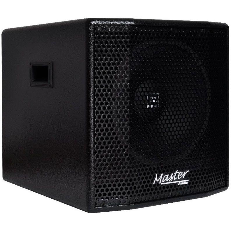 "Sub Master Ativo Af12"" Gwa300 300Watts  - Luggi Instrumentos Musicais"
