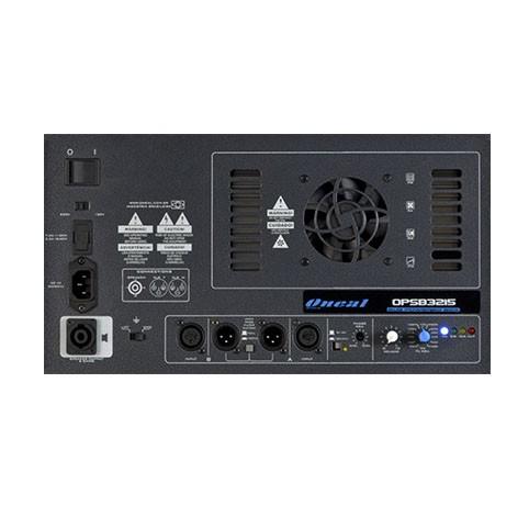 Subwoofer Line Array Ativo Fal 18 Pol 600W - OLS 1018 Oneal  - Luggi Instrumentos Musicais