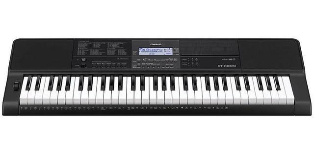 Teclado Casio Ct-X800  - Luggi Instrumentos Musicais