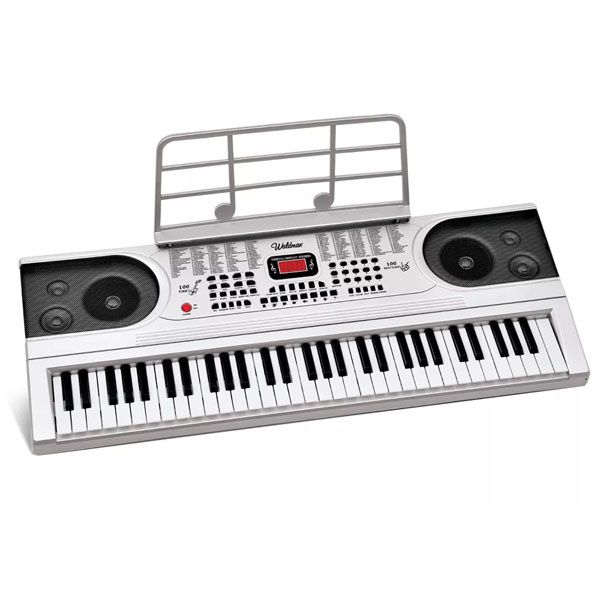 Teclado Waldman Stk-61 C/Fonte  - Luggi Instrumentos Musicais