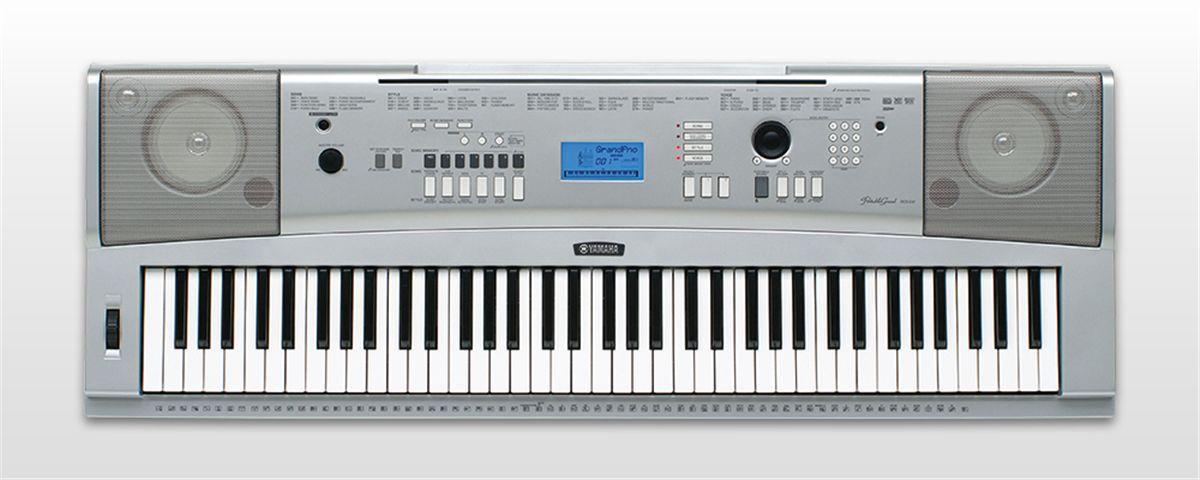 Teclado Yamaha Dgx 230  - Luggi Instrumentos Musicais