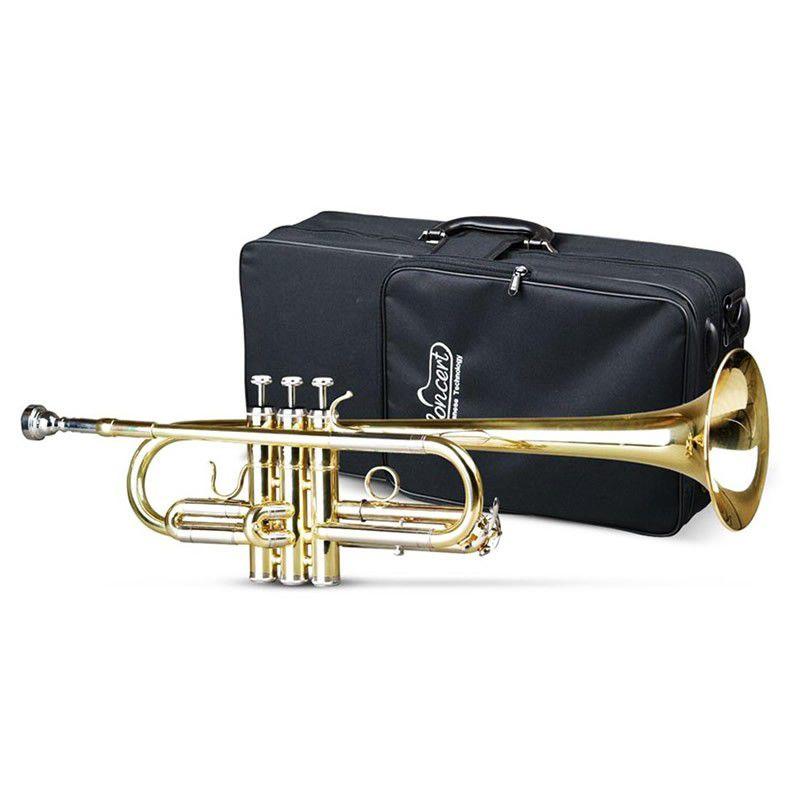 Trompete Concert Ct440C  - Luggi Instrumentos Musicais
