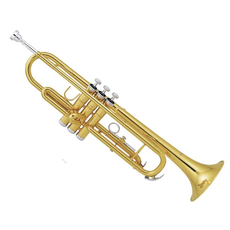Trompete Harmony Sib Laqueado Tptr300L  - Luggi Instrumentos Musicais