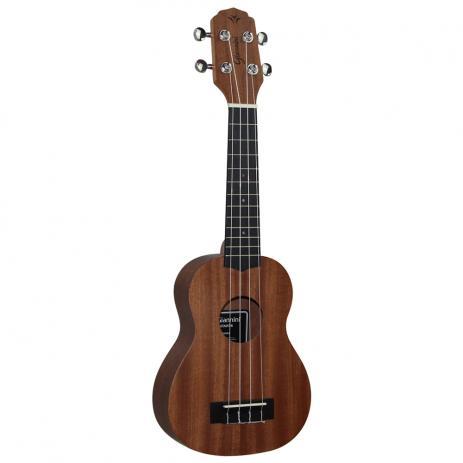 Ukulele Giannini Soprano Guk-21Ws Sapele C/Capa  - Luggi Instrumentos Musicais