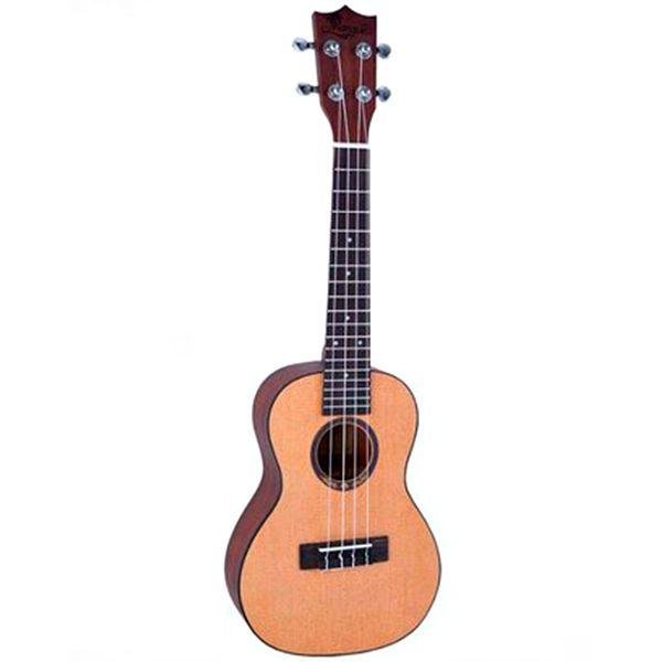 Ukulele Marquês Concert UKC-113 Natural  - Luggi Instrumentos Musicais