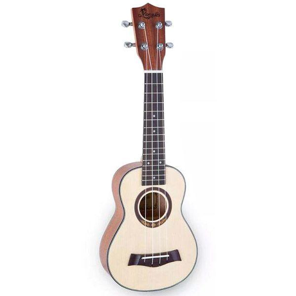 Ukulele Marquês Soprano UKS-105 Natural  - Luggi Instrumentos Musicais