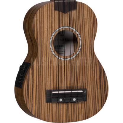 Ukulele Michael Mk21 Zbe Eletrico Soprano  - Luggi Instrumentos Musicais