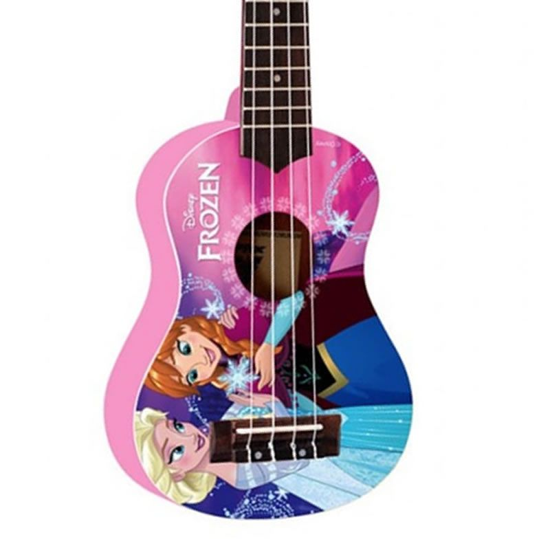 Ukulele Phx Soprano Ukp-F2 Frozen Pink  - Luggi Instrumentos Musicais