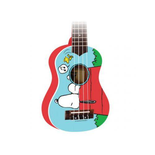 Ukulele Phx Soprano UKP-SN1 Snoopy  - Luggi Instrumentos Musicais