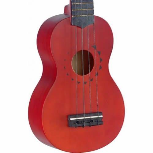 Ukulele Stagg Us 10 Tatoo  - Luggi Instrumentos Musicais