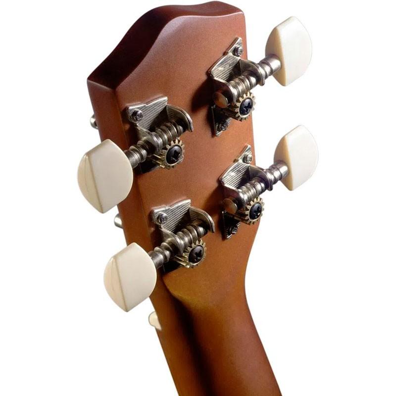 Ukulele Stagg US Soprano Natural  - Luggi Instrumentos Musicais
