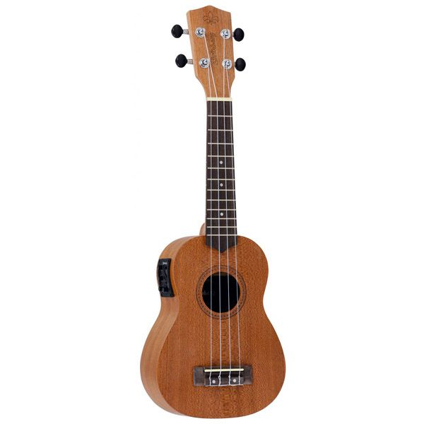 Ukulele Strinberg UK-06SE Soprano MGS Elétrico  - Luggi Instrumentos Musicais