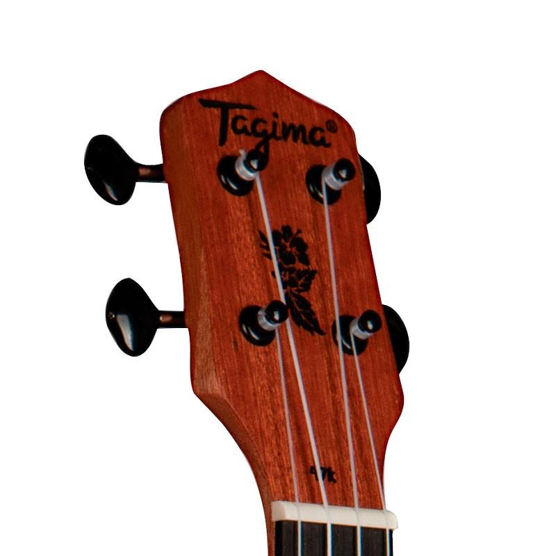 Ukulele Tagima 47K Tenor Série Hawaii  - Luggi Instrumentos Musicais
