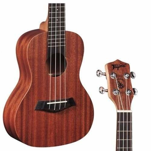 Ukulele Tagima Concert 23K Serie Hawaii  - Luggi Instrumentos Musicais