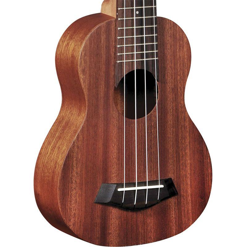 Ukulele Tagima Soprano 21K Serie Hawaii  - Luggi Instrumentos Musicais