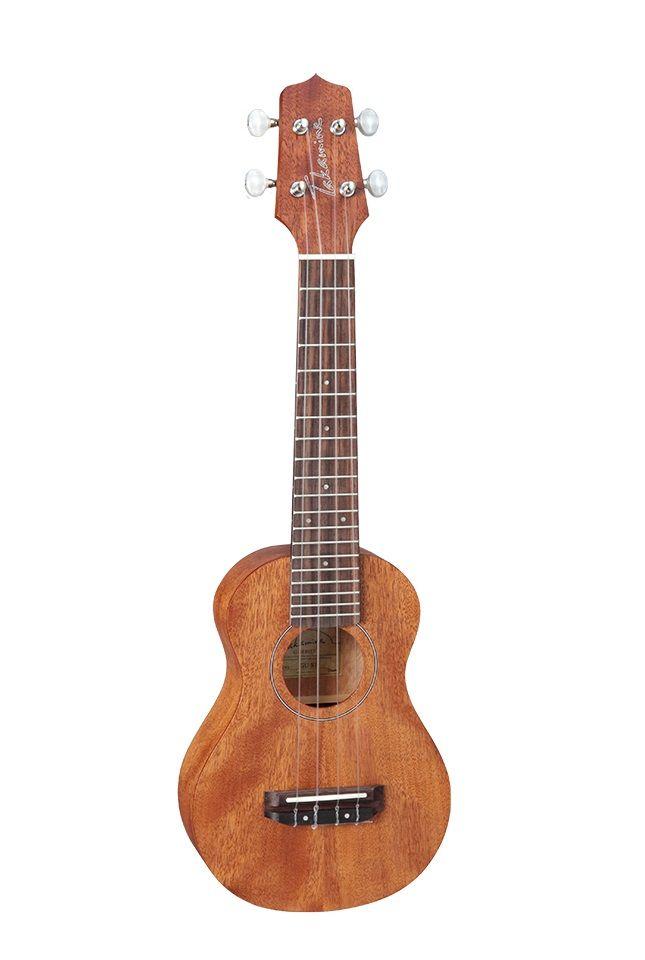 Ukulele Takamine Soprano Egus1 Soprano C/ Capa Elétrico  - Luggi Instrumentos Musicais