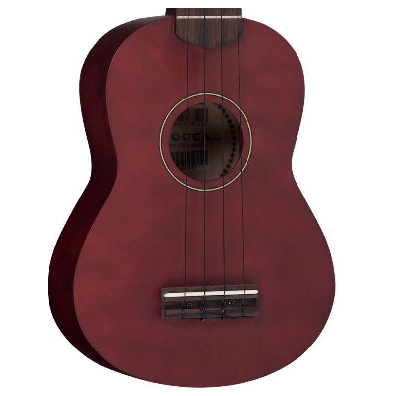 Ukulele Vogga Vuk303 Soprano  - Luggi Instrumentos Musicais