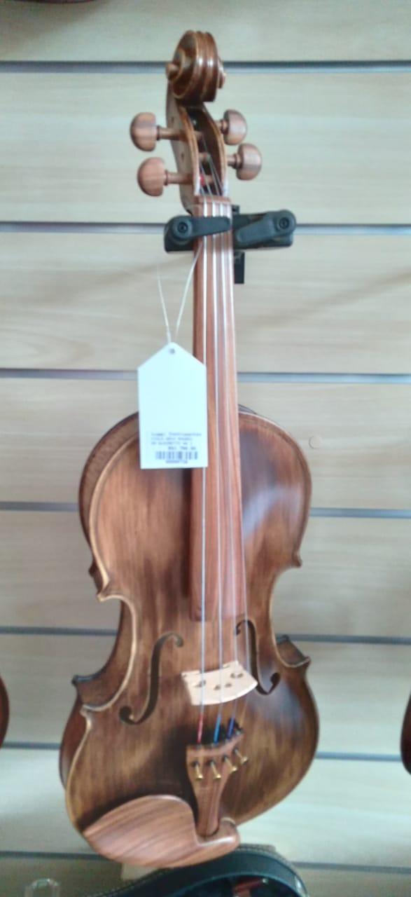 VIOLA ARCO 4/4 NHURESON ALEGRETTO 40 COMPLETA  - Luggi Instrumentos Musicais
