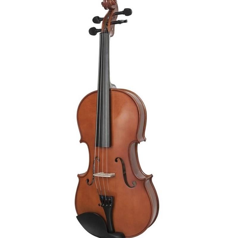 VIOLA ARCO DOMINANTE 4/4 ESTUDANTE  - Luggi Instrumentos Musicais