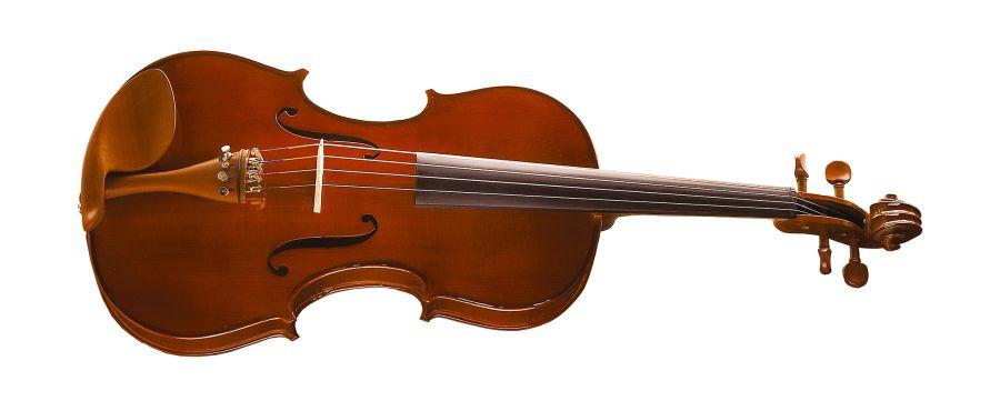 Viola Arco Michael 4/4 Vam46 Maple - Com Estojo, Arco e Breu   - Luggi Instrumentos Musicais